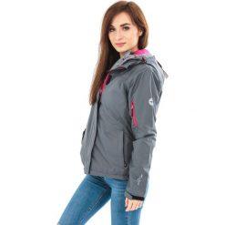 Hi-tec Kurtka damska Lady Mons Moon Grey/Bright Pink r. S. Różowe kurtki sportowe damskie Hi-tec, s. Za 143,68 zł.