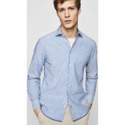 Koszule męskie na spinki: Mango Man – Koszula Adele