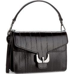 Torebka COCCINELLE - AM1 Ambrine Exotic E1 AM1 12 02 01 Noir 001. Brązowe torebki klasyczne damskie marki Coccinelle, ze skóry. W wyprzedaży za 929,00 zł.