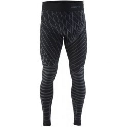 Craft Kalesony Active Intensity Black Xxl. Czarne kalesony męskie marki Craft, l. Za 165,00 zł.
