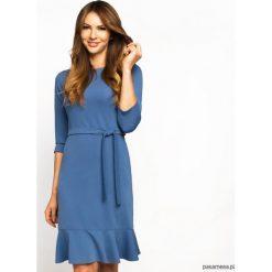 Sukienki: Sukienka Greta Denim Blue