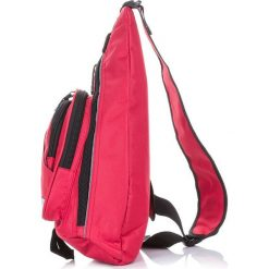 Plecak sportowy na ramię  Bag Street. Czarne plecaki damskie marki Bag Street, sportowe. Za 59,90 zł.