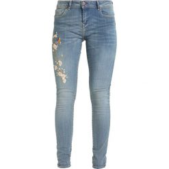 Rurki damskie: Kaporal LOIZO Jeansy Slim Fit light blue denim