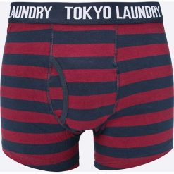Tokyo Laundry - Bokserki (2-pack). Brązowe bokserki męskie Tokyo Laundry, z bawełny. W wyprzedaży za 29,90 zł.