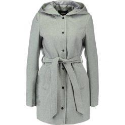 Płaszcze damskie: Vero Moda VMELENA RICH  Krótki płaszcz light grey melange