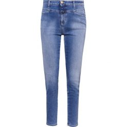 CLOSED SKINNY PUSHER Jeansy Slim fit easy blue. Niebieskie jeansy damskie CLOSED. Za 669,00 zł.
