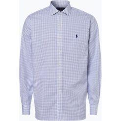 Koszule męskie na spinki: Polo Ralph Lauren - Koszula męska łatwa w prasowaniu, czarny