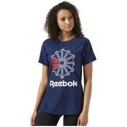 KOSZULKA REEBOK F GR TEE BS3716. Szare bluzki asymetryczne Reebok. Za 99,00 zł.