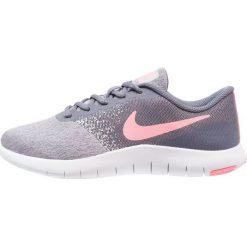 Nike Performance FLEX CONTACT Obuwie do biegania treningowe light carbon/sunset pulse/atmosphere grey/white. Szare buty do biegania damskie marki Nike Performance, z materiału. W wyprzedaży za 211,65 zł.