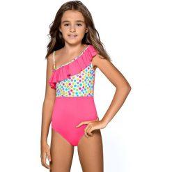 Stroje jednoczęściowe dziewczęce: Dziewczęcy kostium kąpielowy Reana