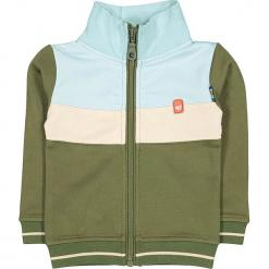 """Bluza """"Smooth Salin"""" w kolorze zielonym. Zielone bluzy niemowlęce 4FunkyFlavours Kids. W wyprzedaży za 102,95 zł."""