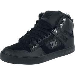 Buty sportowe męskie: DC Shoes Pure High Top WC WNT Buty sportowe czarny