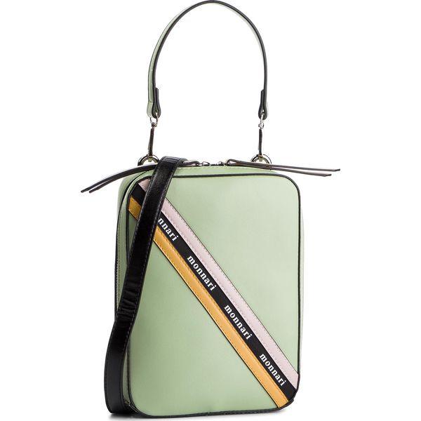 6a1a35aa07eb8 Torebka MONNARI - BAG6250-008 Green - Zielone torebki klasyczne ...
