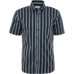 Koszule męskie na spinki: Les Deux VERRIER  Koszula green/navy