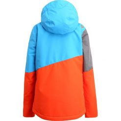 Brunotti IDAHO  Kurtka snowboardowa dark grey melee. Brązowe kurtki damskie narciarskie marki Reserved, l, z kapturem. W wyprzedaży za 293,30 zł.