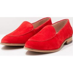 Creepersy damskie: Shoe The Bear JUNO Półbuty wsuwane red