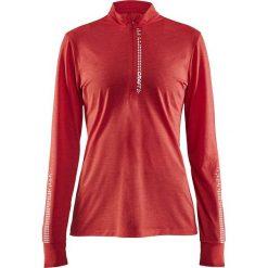 Bluzy rozpinane damskie: BLUZA DAMSKA CRAFT RUN MIND REFLECTIVE-1905499-452000