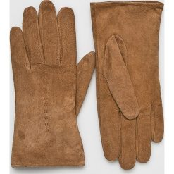 Medicine - Rękawiczki skórzane Hand Made. Czerwone rękawiczki damskie MEDICINE, z materiału. Za 89,90 zł.