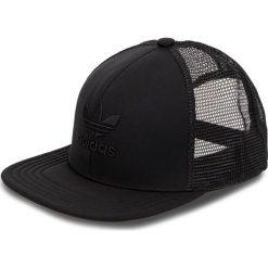 Czapka z daszkiem adidas - Tref Herit Tru D98935 Black/Black. Czarne czapki z daszkiem damskie Adidas. W wyprzedaży za 119,00 zł.