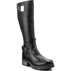 Buty zimowe damskie: Kozaki MACIEJKA – 03242-20/00-3 Czarne Lico