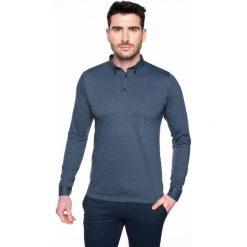 Bluza almond niebieski. Niebieskie bluzy męskie Recman, m. Za 149,00 zł.