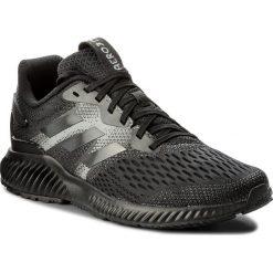 Buty adidas - Aerobounce W CG4582 Cblack/Cblack/Grefou. Czarne buty do biegania damskie marki Adidas, z materiału. W wyprzedaży za 299,00 zł.