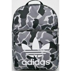 Adidas Originals - Plecak. Szare plecaki męskie adidas Originals, z poliesteru. W wyprzedaży za 129,90 zł.