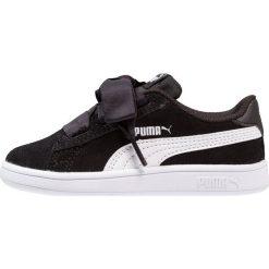 Puma Tenisówki i Trampki black/white. Czarne trampki dziewczęce marki Puma, z gumy. Za 149,00 zł.
