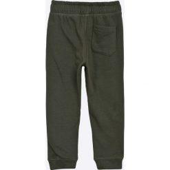 Blukids - Spodnie dziecięce 98-128 cm. Szare spodnie chłopięce Blukids, z bawełny. W wyprzedaży za 34,90 zł.