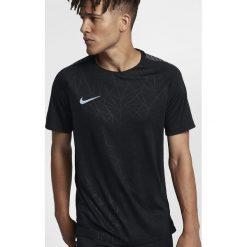Nike Koszulka męska CR7 M NK DRY SQD TOP SS GX  czarny r. L. Czarne koszulki sportowe męskie Nike, l. Za 125,83 zł.