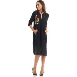 Sukienki hiszpanki: Sukienka w kolorze czarnym