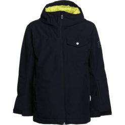 Quiksilver MISS SOL YOU Kurtka snowboardowa black. Niebieskie kurtki chłopięce sportowe marki Quiksilver, l, narciarskie. W wyprzedaży za 377,10 zł.