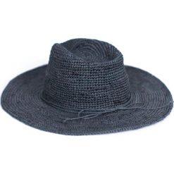 Kapelusz damski Joy [HANDMADE] grafitowy. Szare kapelusze damskie marki Art of Polo. Za 78,80 zł.