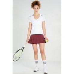 Head PERF Tshirt z nadrukiem white. Białe t-shirty damskie Head, l, z nadrukiem, z elastanu. Za 249,00 zł.