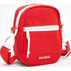 Plecaki męskie: Mały czerwony plecak z tkaniny ripstop