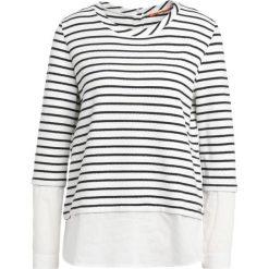 Bluzki asymetryczne: BOSS CASUAL TAWOVEN Bluzka z długim rękawem open white