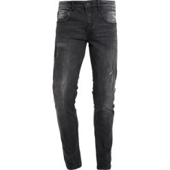 Redefined Rebel STOCKHOLM DESTROY Jeans Skinny Fit black destruct. Szare jeansy męskie marki Redefined Rebel. Za 169,00 zł.