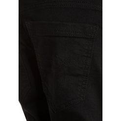 Blue Effect Jeansy Straight Leg schwarz. Czarne spodnie chłopięce Blue Effect, z bawełny. W wyprzedaży za 135,20 zł.