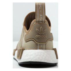 Adidas Originals NMD_R1 Tenisówki i Trampki raw golden/cardboard/footwear white. Żółte tenisówki męskie adidas Originals, z materiału. W wyprzedaży za 479,20 zł.
