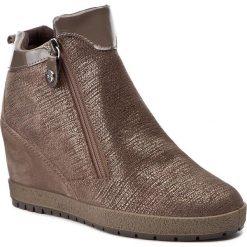 Sneakersy damskie: Sneakersy IMAC - 83360 Mink/Brown 74668/017