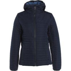 Jack Wolfskin CLARENVILLE  Kurtka Outdoor night blue. Niebieskie kurtki sportowe damskie marki Jack Wolfskin, xl, z materiału. W wyprzedaży za 425,40 zł.