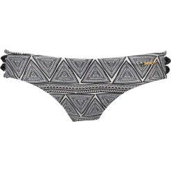 """Stroje kąpielowe damskie: Figi bikini """"Volute"""" w kolorze czarno-białym"""