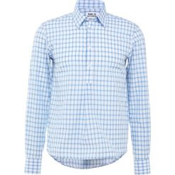 Band of Outsiders PULL OVER Koszula atlantic blue. Niebieskie koszule męskie marki Polo Ralph Lauren, m, z bawełny, polo. Za 819,00 zł.
