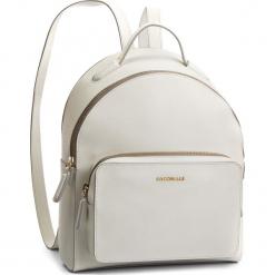 Plecak COCCINELLE - DF5 Clementine E1 DF5 14 01 01 Blanche. Białe plecaki damskie Coccinelle, ze skóry. Za 1249,90 zł.