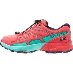 Salomon SPEEDCROSS CSWP Obuwie do biegania Szlak dubarry/hibiscus/atlantis. Czerwone buty do biegania damskie marki Salomon, z gumy, salomon speedcross. Za 359,00 zł.