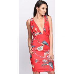 Czerwona Sukienka Better Life. Czerwone sukienki hiszpanki Born2be, na lato, l. Za 79,99 zł.
