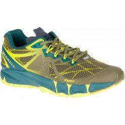Merrell Buty Agility Peak Flex Dark Olive 9 (43,5). Zielone buty do biegania męskie Merrell. W wyprzedaży za 379,00 zł.