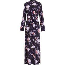 Długie sukienki: Equipment BRITTEN  Długa sukienka dark blue