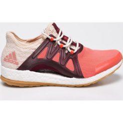 Adidas Performance - Buty. Brązowe buty sportowe damskie marki adidas Performance, z gumy. W wyprzedaży za 349,90 zł.
