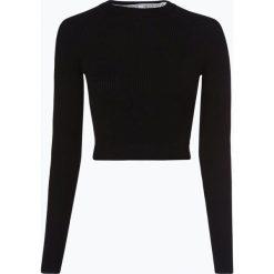 Review - Sweter damski, czarny. Czarne swetry klasyczne damskie Review, m, z okrągłym kołnierzem. Za 129,95 zł.